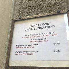 Casa Buonarroti User Photo