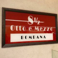 8½ Otto e Mezzo BOMBANA User Photo