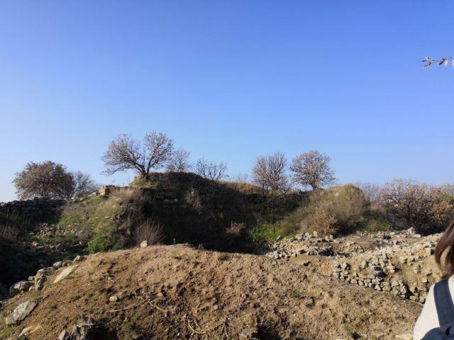 加濟安泰普城堡