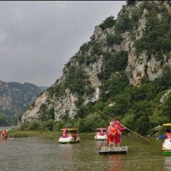 Tianmenxia Drifting 여행 사진
