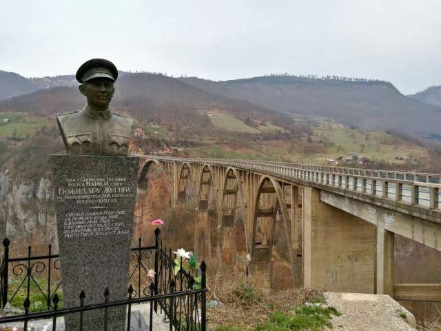 塔拉河大橋