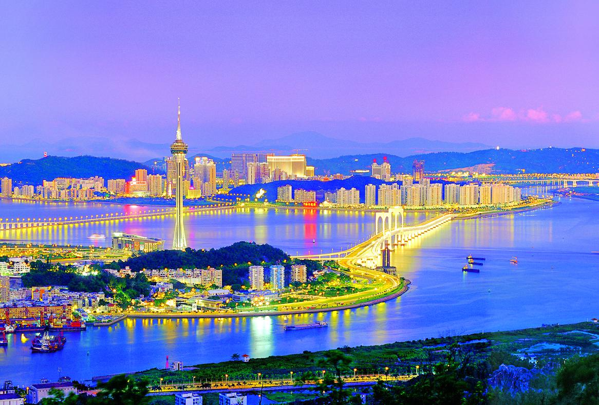 Macau's Round-the-island Tour