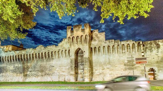 阿維尼翁城牆