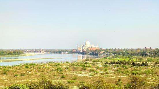 泰姬陵綠地公園