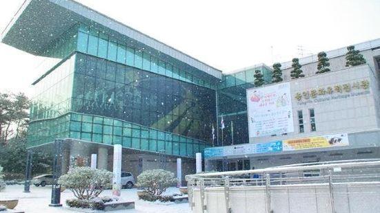 龍仁文化遺址展示館