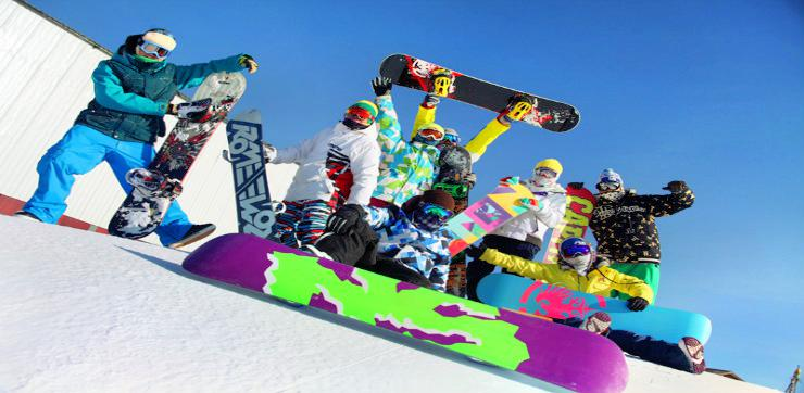 天津盤山滑雪場+包車一日遊(獨立包車、不限時間、不限里程、盡情暢玩)