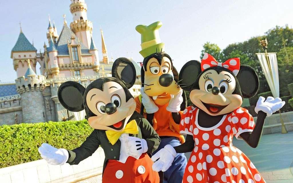 Disneyland Resort 1-Day Tickets
