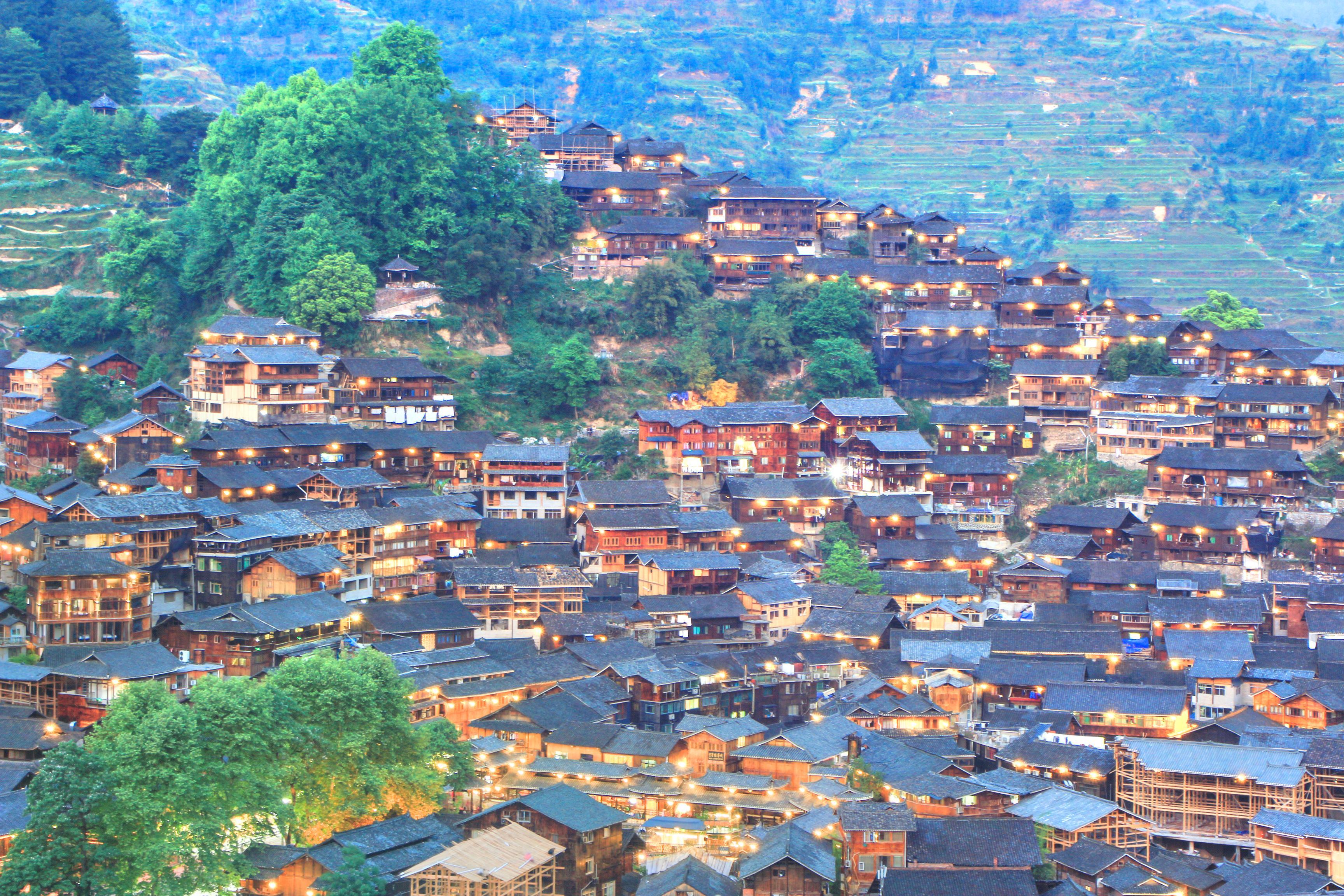 Xijiang Night View