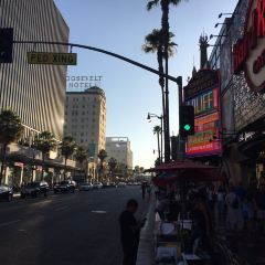 Hollywood Walk of Fame User Photo