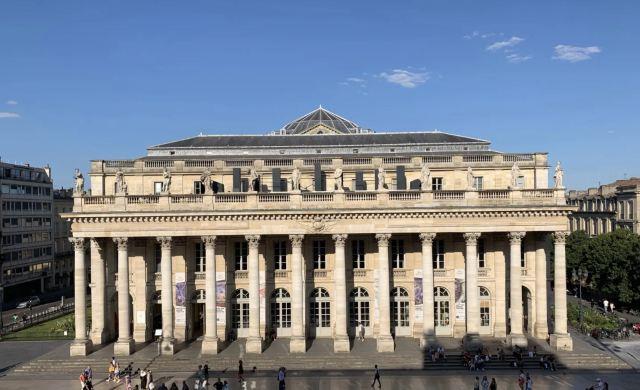Grand Theatre - Opera National de Bordeaux