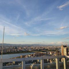 우메다 스카이빌딩 여행 사진