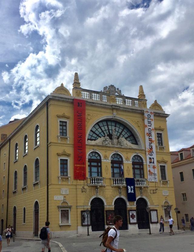 Split Croatian National Theatre