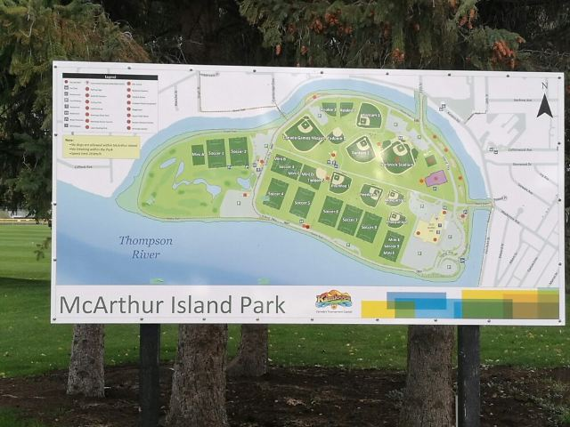 McArthur Island Park
