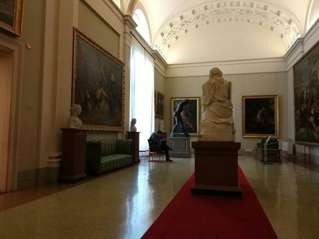 Galleria Palatina in Palazzo Pitti