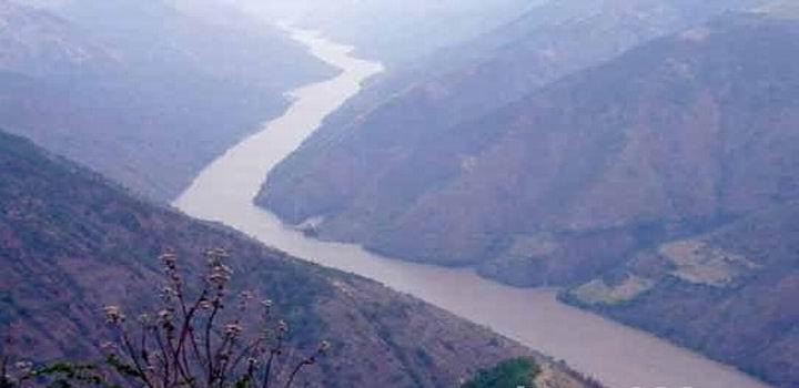 Boluojirongda Canyon