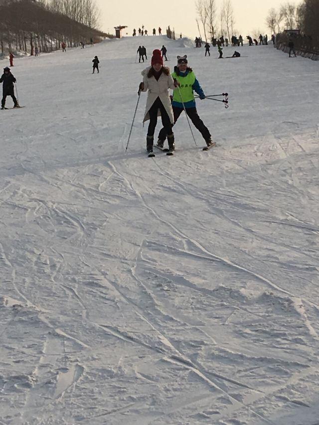 명도(밍두) 스키장