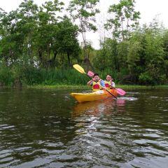 申迪生態園皮划艇體驗用戶圖片