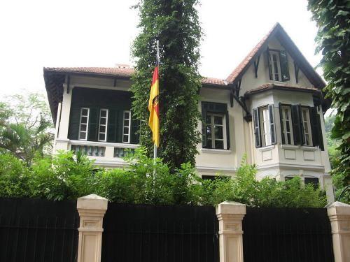 Embassy of P.R.CHINA in Vietnam