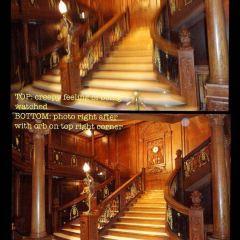 泰坦尼克文物展用戶圖片