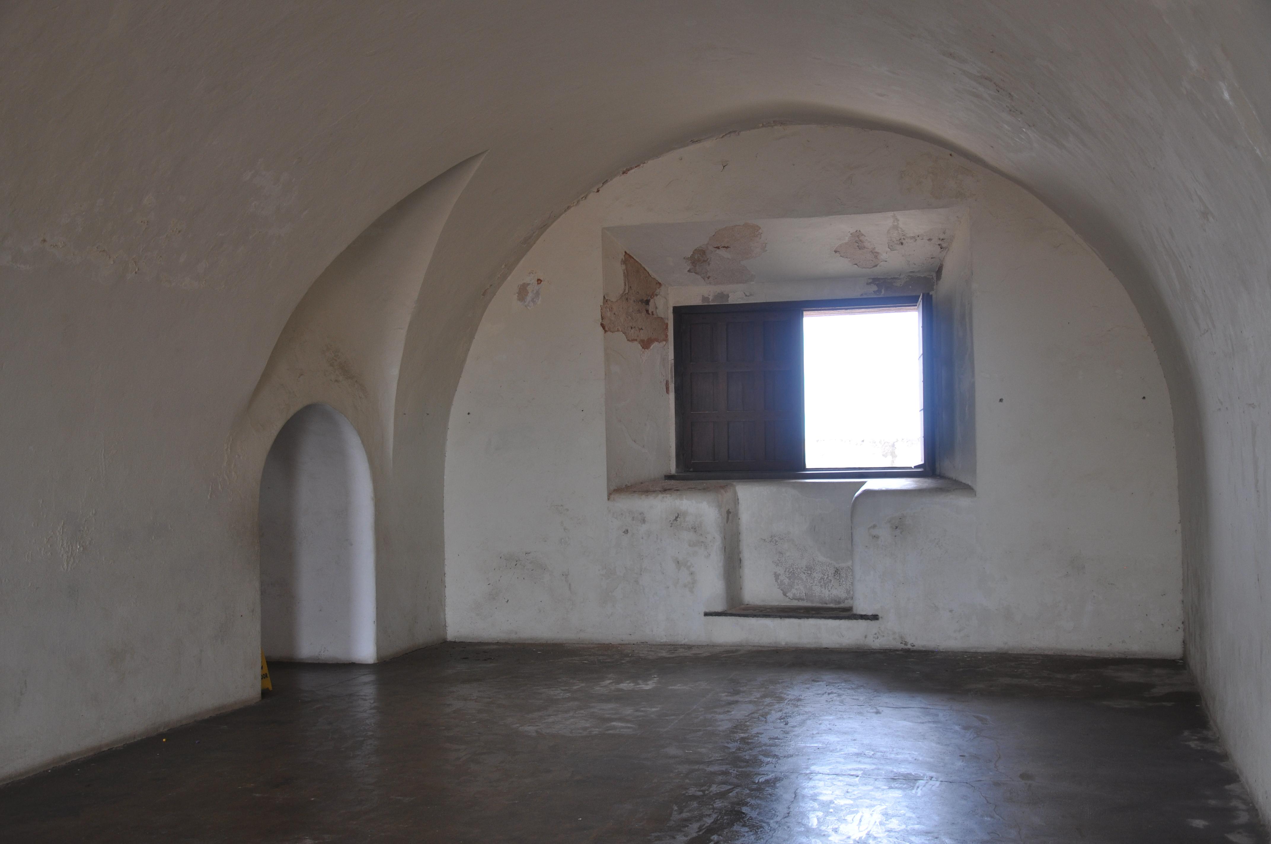 Castle of San Juan de los Terreros (Castillo de San Juan de los Terreros)