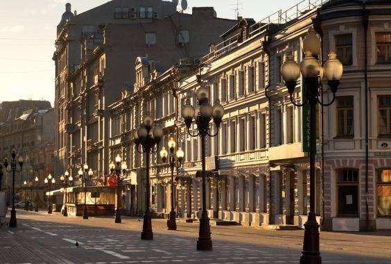 阿爾巴特街