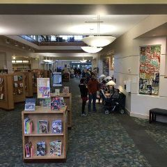 Central Park Library User Photo