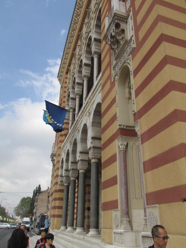 塞拉耶佛市政廳