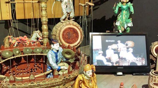 巴勒莫國際木偶博物館