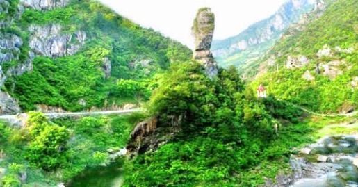 Jixi Xiaojiuhua Scenic Area