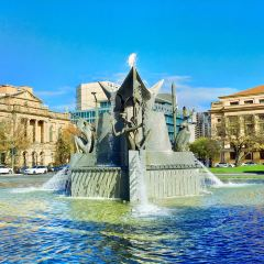 Three Rivers Fountain User Photo