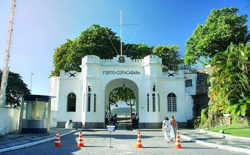 科帕卡巴納堡壘軍隊歷史博物館