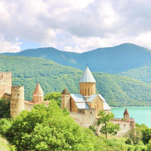 Ananuri城堡