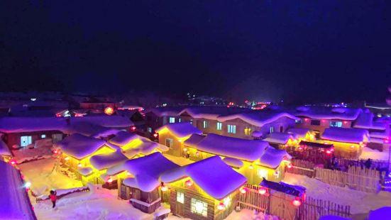 雪鄉棒槌山觀景台