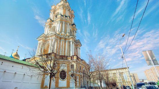 Novospassky修道院