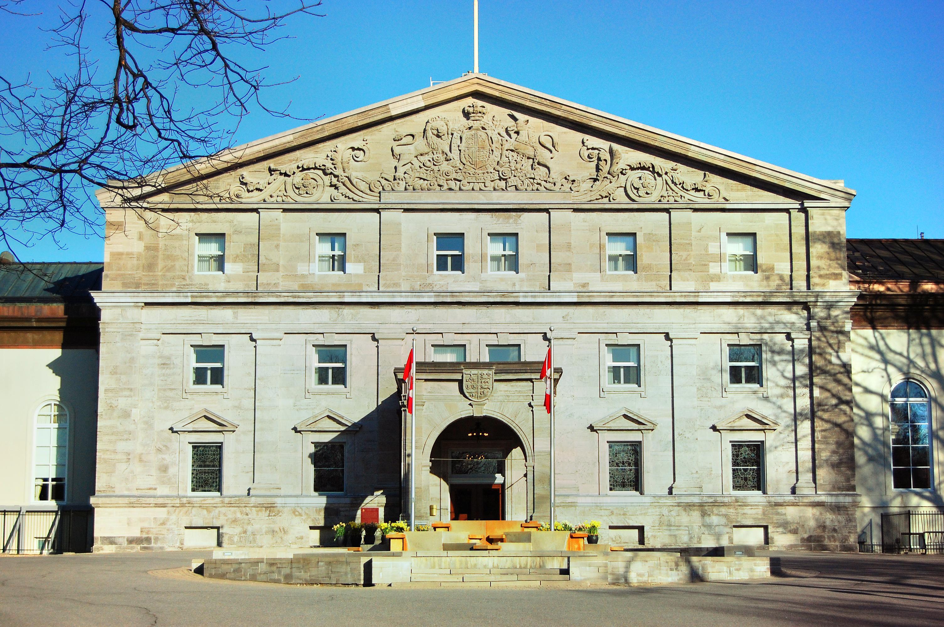 加拿大總督府