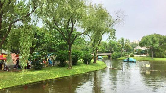 Suzhou Canal Park