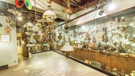 京都祗園煤油燈美術館
