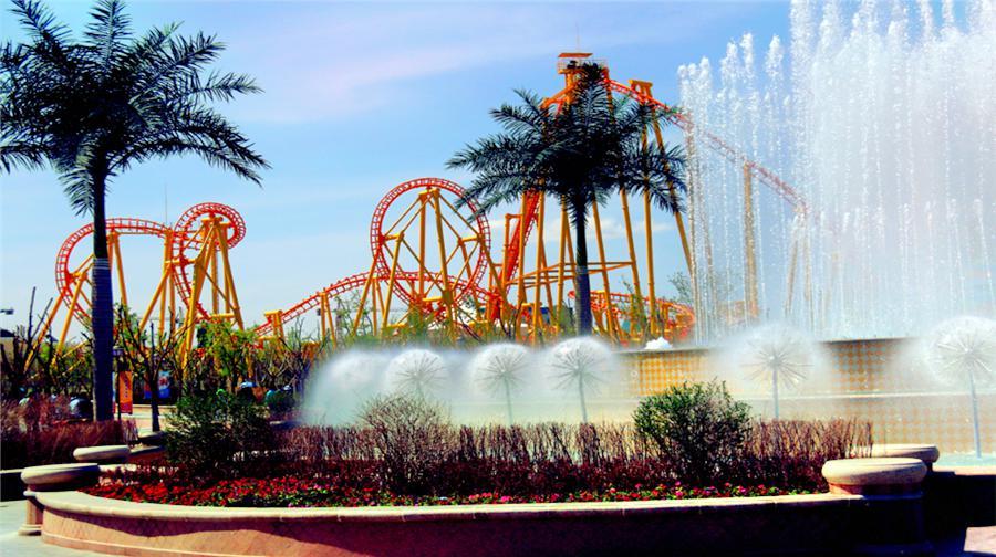 Jiayuguan Fantawild Adventure Theme Park