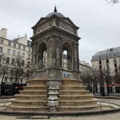 Fontaine des Innocents User Photo