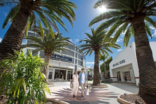 黃金海岸海港城奧特萊斯購物中心