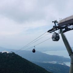 Langkawi Cable Car User Photo