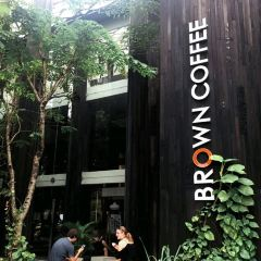 Brown Coffee User Photo