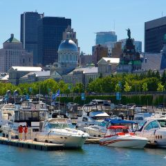 Old Port of Montreal (Vieux-Port) User Photo