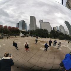 Cloud Gate User Photo