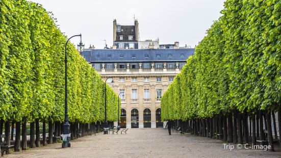 巴黎皇家宮殿