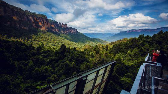藍山景觀世界纜車通票