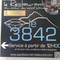 Aiguille du Midi - Le 3842用戶圖片