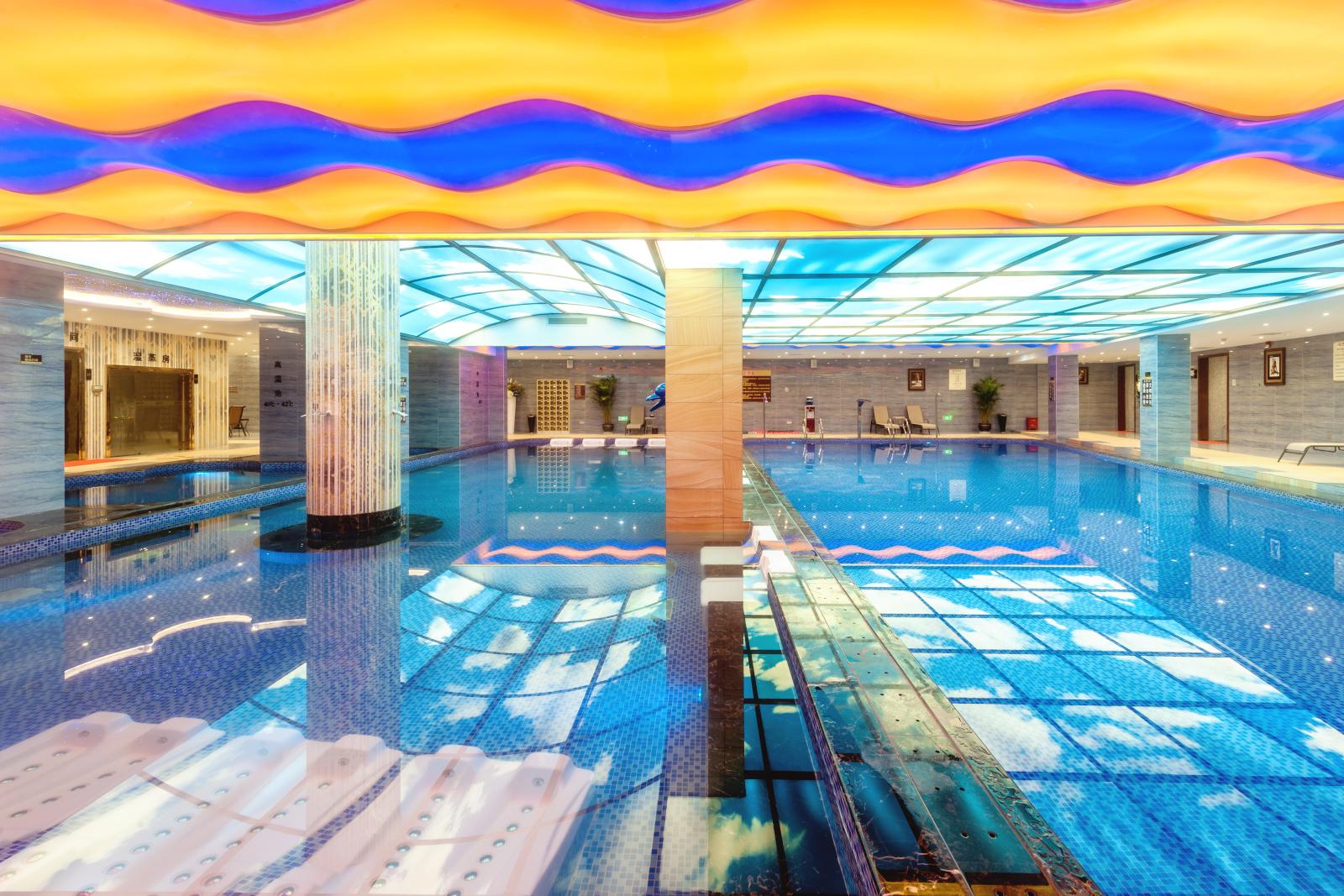 Meizhou Hotel Hot Spring Center