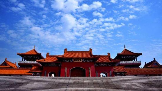 Baolian Temple