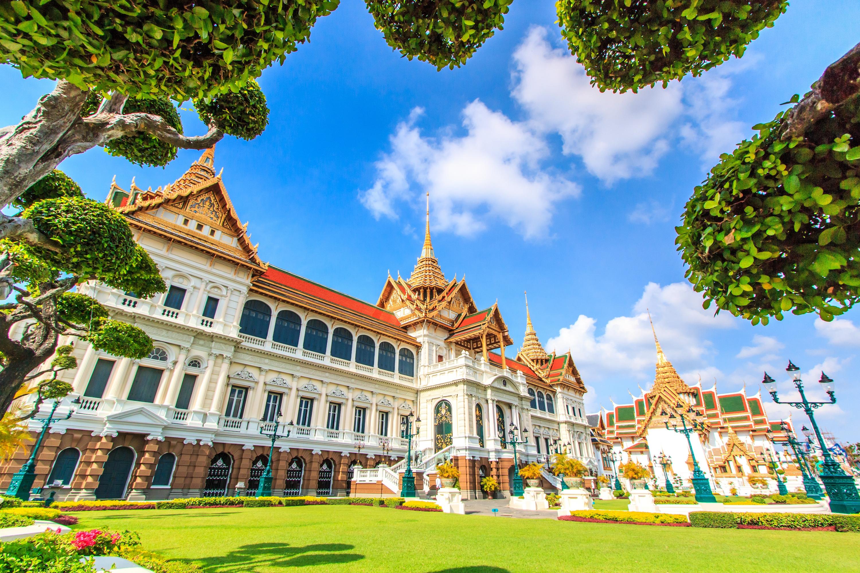 방콕 왕궁